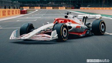 Nuove macchine F1 2022, cosa cambia, caratteristiche