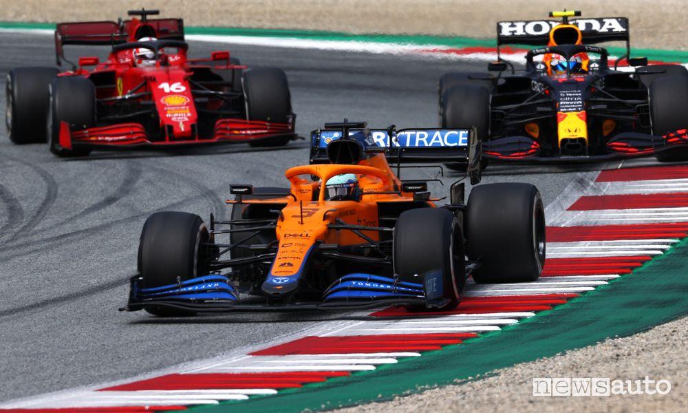 F1 Gp Austria 2021