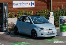 Ricarica rapida nei supermercati, nuove colonnine Be Charge al Carrefour