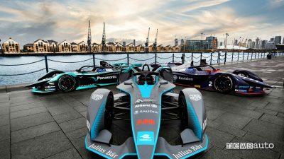Orari ePrix Londra Formula E 2021