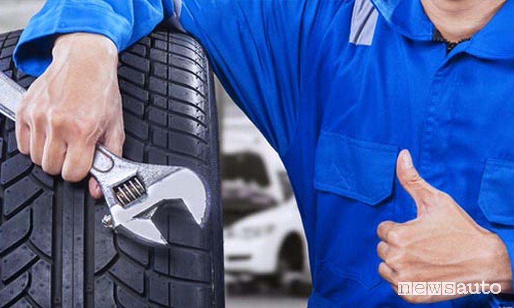 Officine meccaniche e gommisti Point S Italia: è qui dove puoi acquistare e montare i pneumatici CST