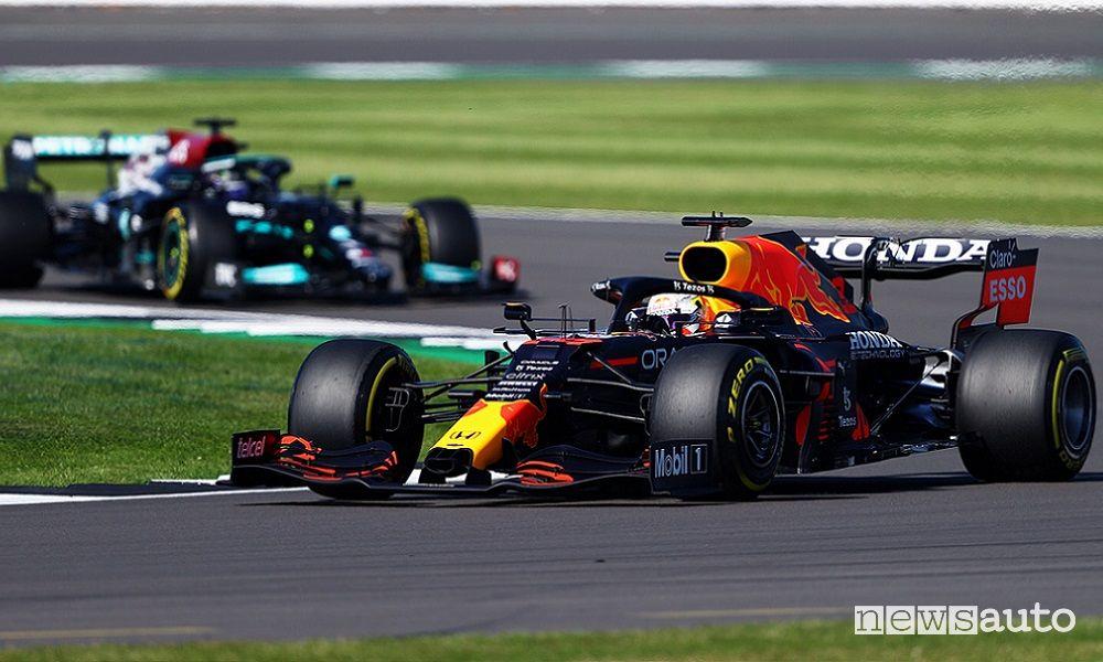 Orari Gp Olanda F1 2021 diretta SKY e differita TV8