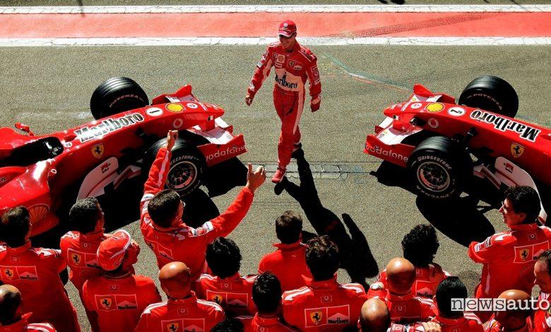 Michael Schumacher film documentario Netflix