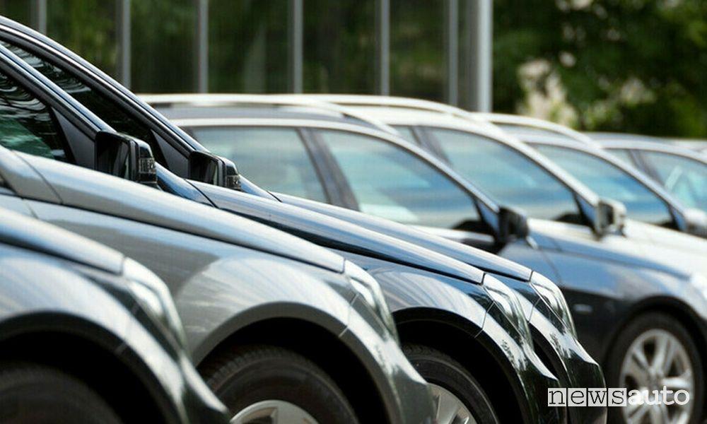 Auto più vendute a giugno