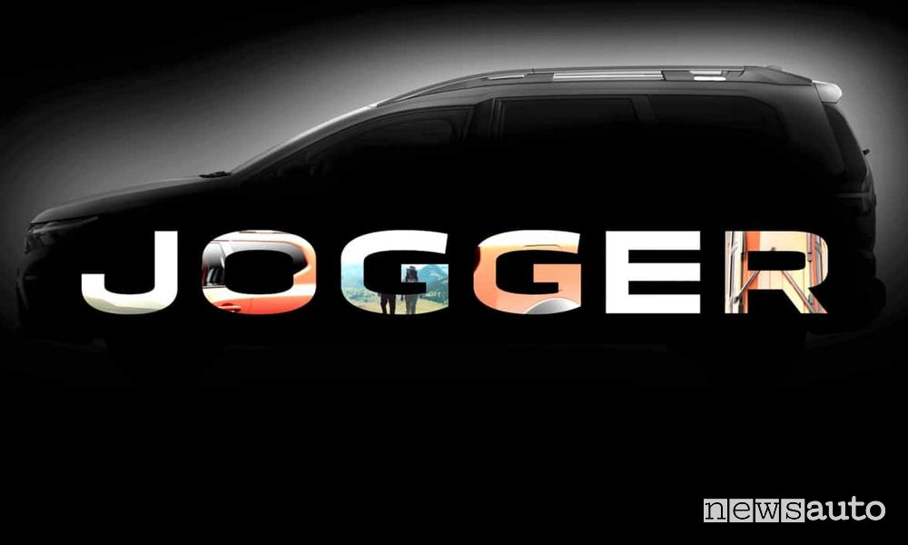 Nuovo Dacia Jogger 7 posti