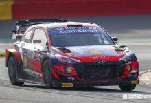 WRC Rally di Ypres 2021, risultati e classifica