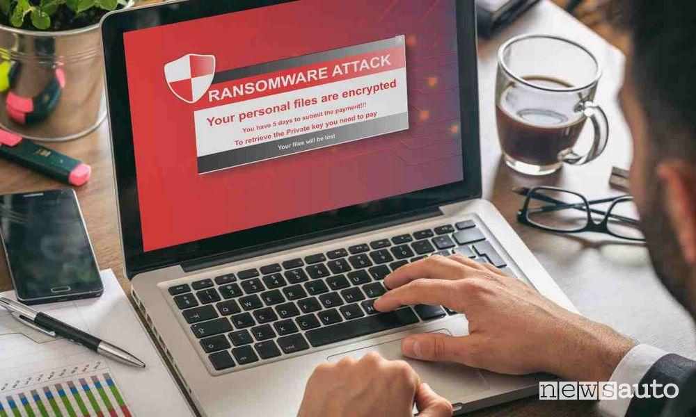Attacco hacker Regione Lazio motivi