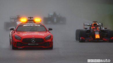 F1 Gp Belgio 2021, risultati e classifiche