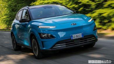 Prova Hyundai Kona elettrica, test drive a casa per tre giorni