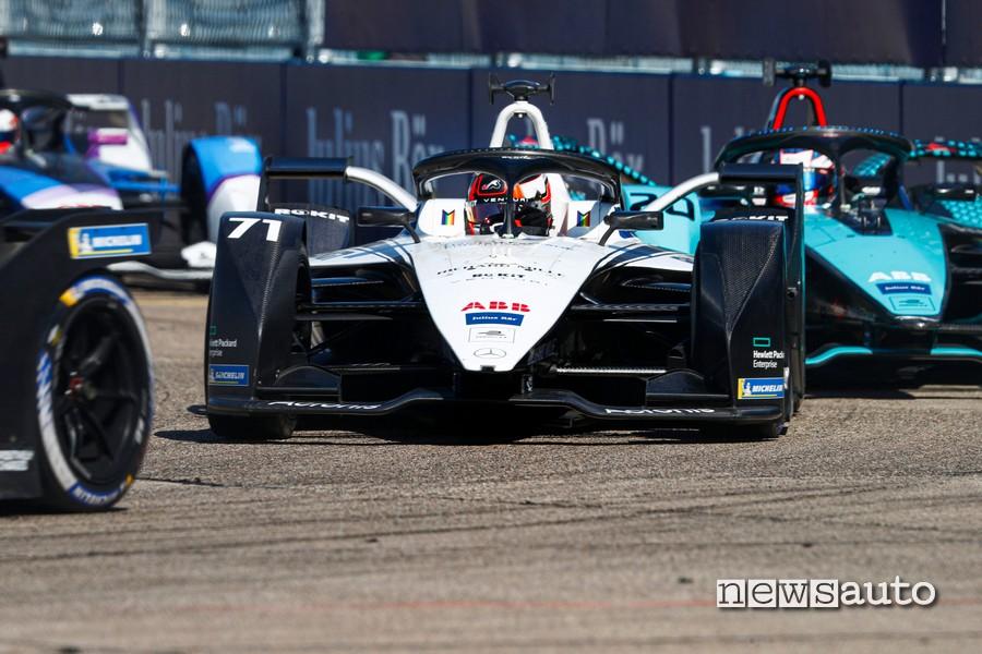 gara 2 ePrix Formula E Norman Nato Rokit Venturi Racing