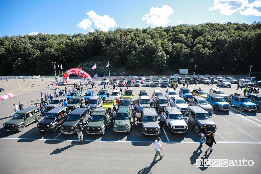 Iscrizioni al 10° Raduno Suzuki 4x4, come partecipare