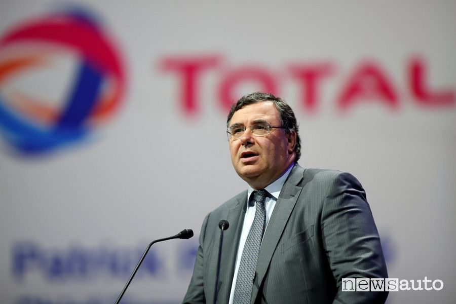Patrick Pouyanné, Presidente e CEO di TotalEnergies