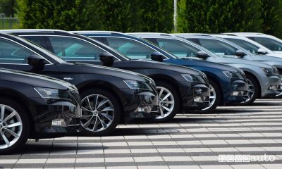 Auto più vendute a luglio, crisi di vendite senza incentivi