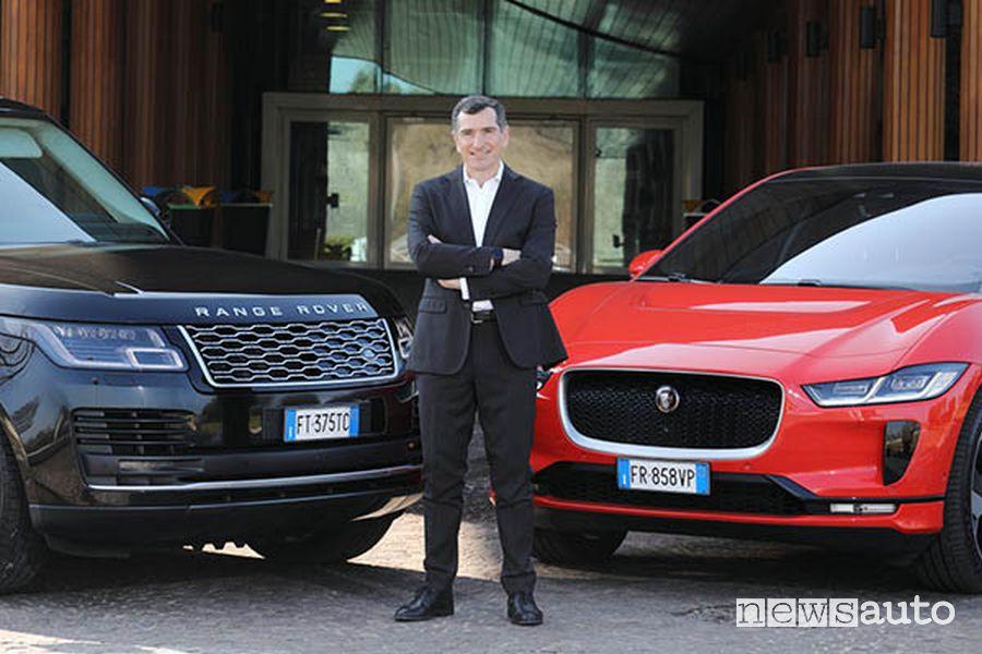 Marco Santucci è il nuovo Amministratore Delegato di Jaguar Land Rover Italia