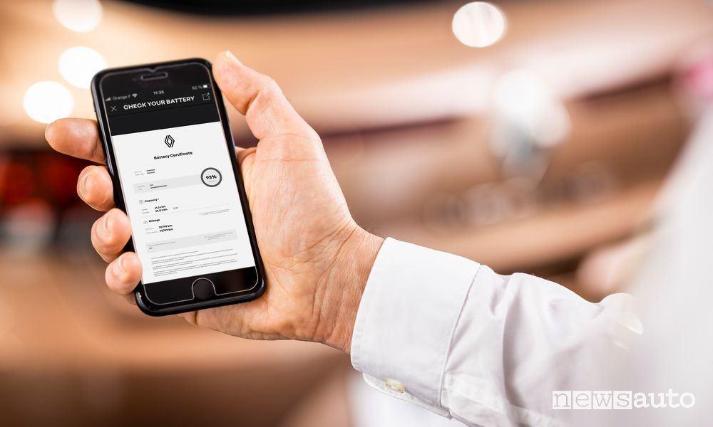 App ricarica elettrica Mobilize Smart Charge