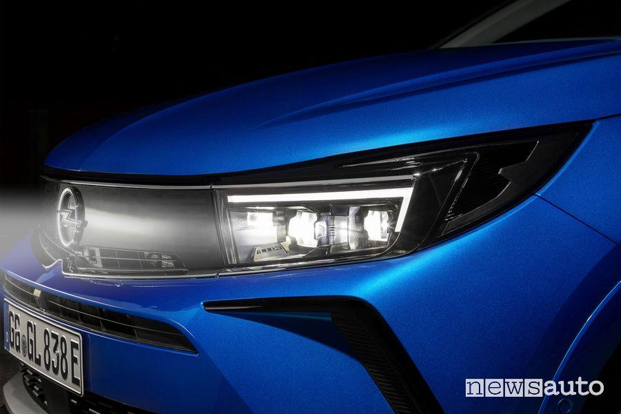 Fari IntelliLux LED Pixel Opel Grandland Hybrid4