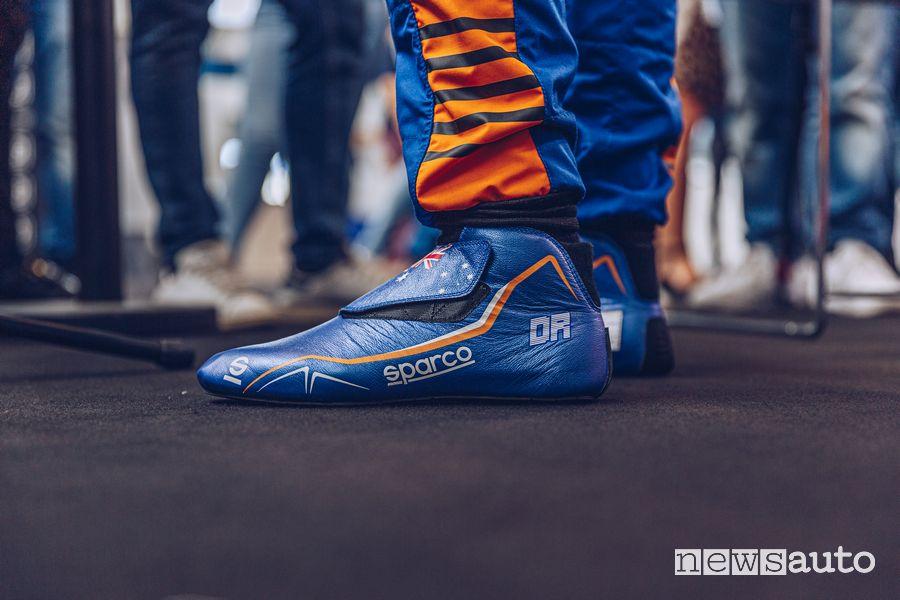 Scarpe F1 Sparco Daniel Ricciardo