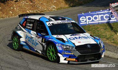Rally 1000 Miglia 2021, risultati e classifiche