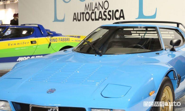 Milano AutoClassica 2021, programma, biglietti