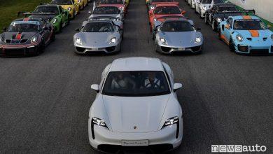 Porsche Festival 2021, info e programma Franciacorta