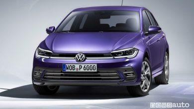 Volkswagen Polo a metano TGI, monovalente, caratteristiche e prezzi
