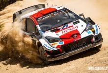 WRC Rally Acropoli 2021, risultati e classifica