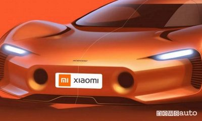 Auto elettriche, Xiaomi entra nel mercato EV