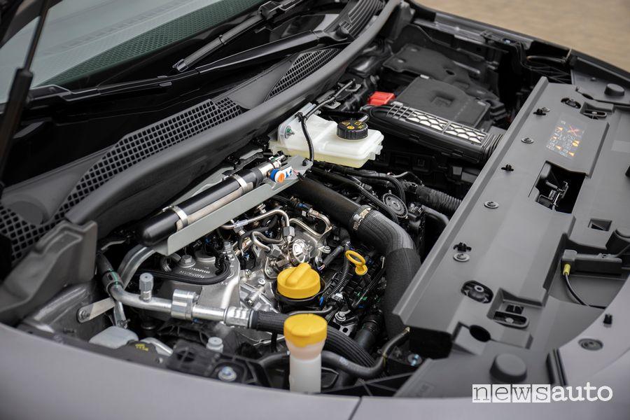 Vano motore Mercedes-Benz Citan Tourer
