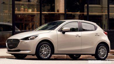 Nuova Mazda2 2022, caratteristiche, allestimenti e prezzi