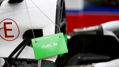 Carburante F1, benzina sintetica nei nuovi motori turbo ibridi