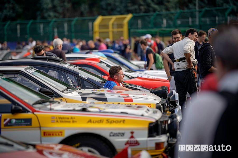 Rallylegend 2021, la storia dei rally